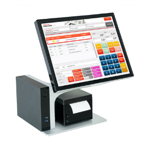Designer POS system and accessories