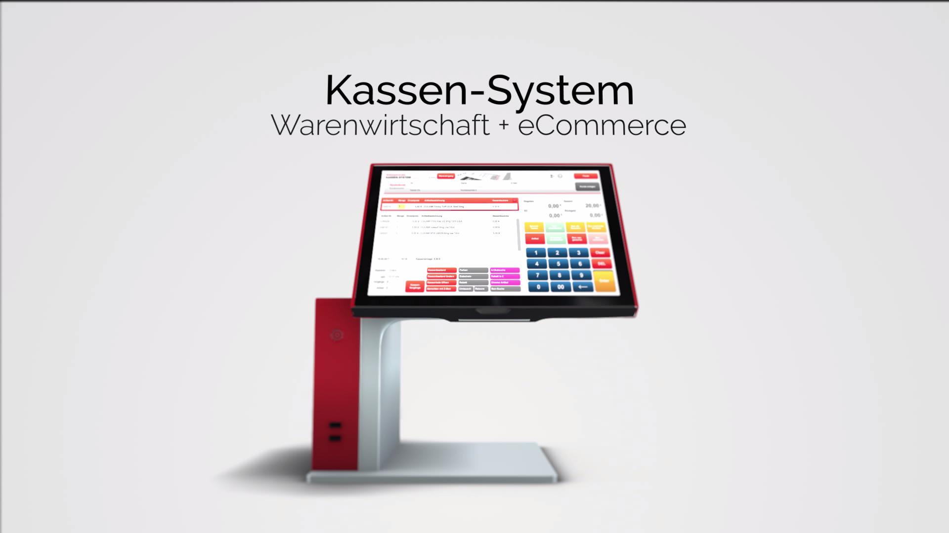 Kassen-System video
